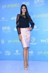 """Cristal Silva – """"Ya Veremos"""" Premiere in Mexico City"""