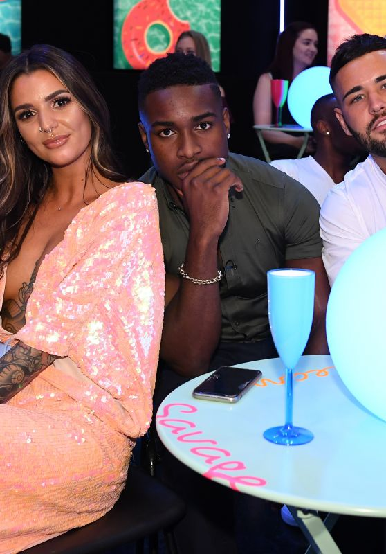 """Darylle Sargeant – """"Love Island The Reunion"""" TV Show S4 in London"""