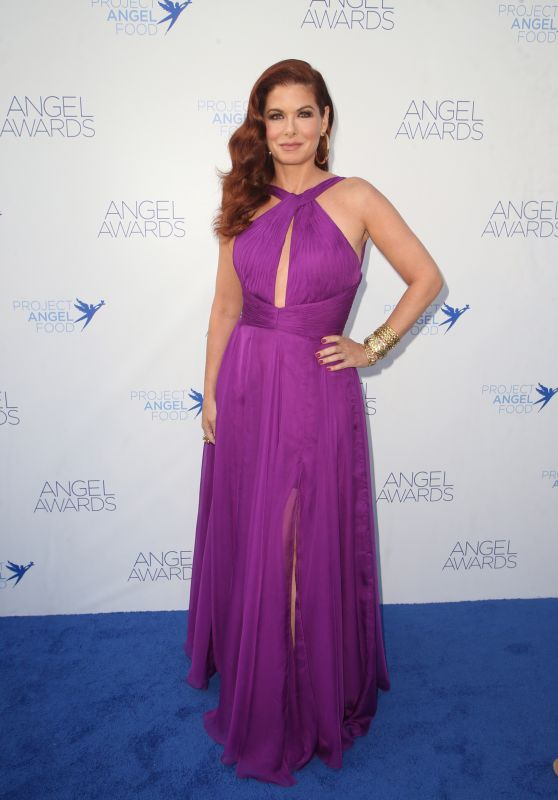 Debra Messing - 2018 Angel Awards in Los Angeles