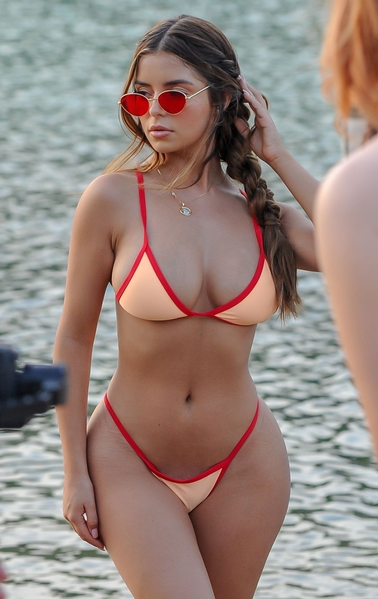 Demi Rose In A Tiny Bikini In Ibiza 08132018-4622