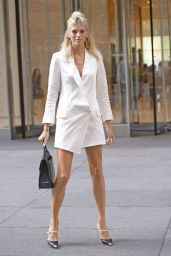 Devon Windsor - Out in NYC 08/22/2018