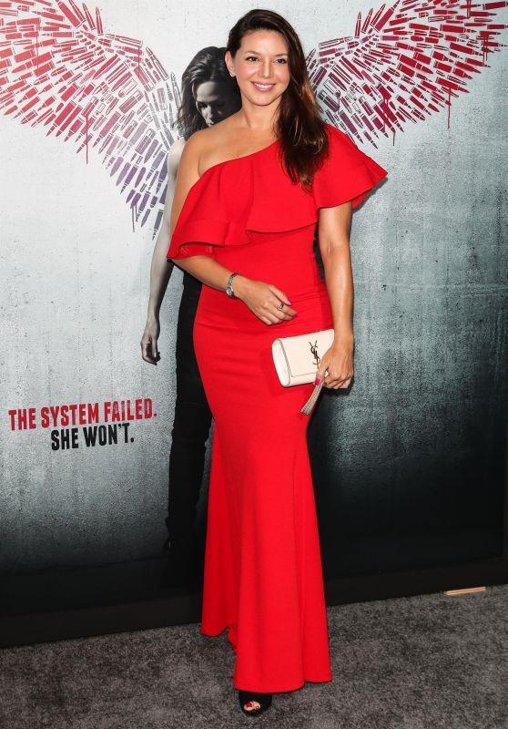 """Diana Hernandez – """"Peppermint"""" Premiere in LA"""