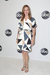 Diane Farr – ABC All-Star Happy Hour at 2018 TCA Summer Press Tour in LA