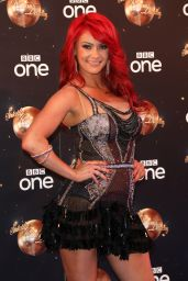 Dianne Buswell – Strictly Come Dancing Launch in London 08/27/2018