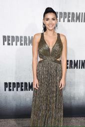 """Edilsy Vargas – """"Peppermint"""" Premiere in LA"""
