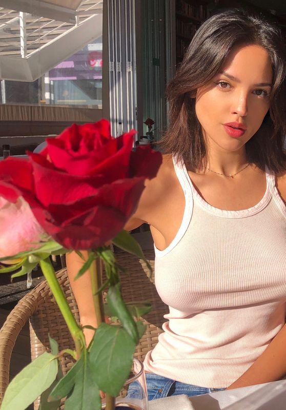 Eiza Gonzalez - Social Media August 2018