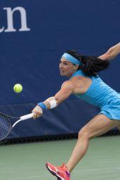 Ekaterine Gorgodze – 2018 US Open Tennis championship in New York – Qualifying Day 1