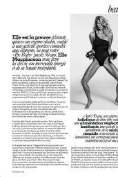 Elle MacPherson - Vogue France, September 2018