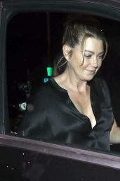 Ellen Pompeo Casual Style - West Hollywood 08/21/2018