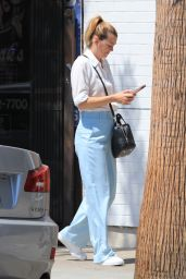 Ellen Pompeo - Out in Studio City 08/21/2018