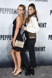 """Ellie Ottaway – """"Peppermint"""" Premiere in LA"""
