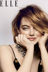 Emma Stone - Elle US September 2018