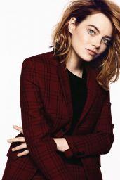 Emma Stone - Elle US September 2018 Photos