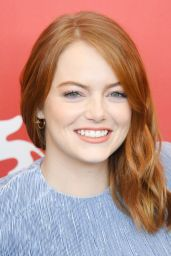 "Emma Stone - ""The Favourite"" Photocall in Venice"