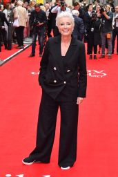 """Emma Thompson – """"The Children Act"""" Premiere in London"""
