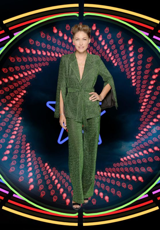 Emma Willis - Celebrity Big Brother Promos 2018