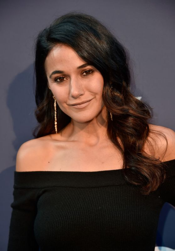 Emmanuelle Chriqui – FOX Summer TCA 2018 All-Star Party in West Hollywood