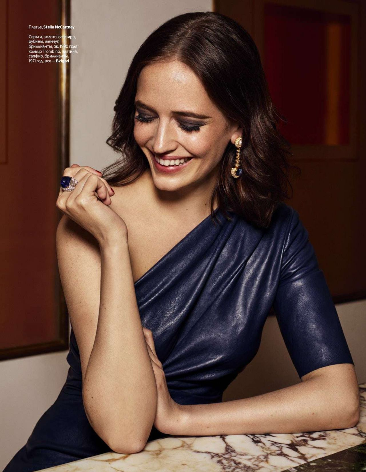 Eva Green - InStyle Russia September 2018 Issue Eva Green