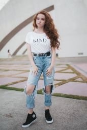 Francesca Capaldi - Izzy Be Clothing Back to School Collection 2018