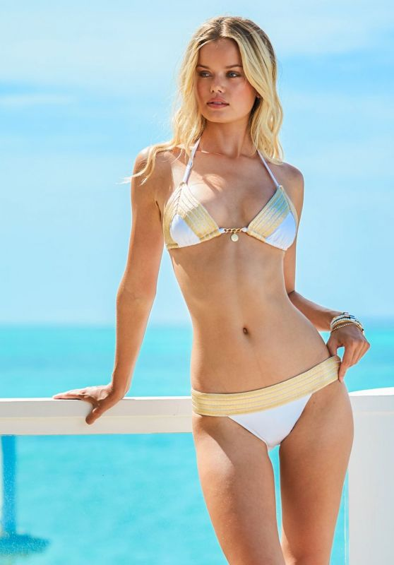 Frida Aasen - Sauvage Swimwear 2018 Collection