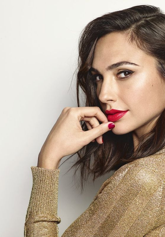 Gal Gadot - Photoshoot for Revlon Russia