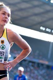 Gina Lückenkemper – European Athletics Championships in in Berlin 08/07/2018