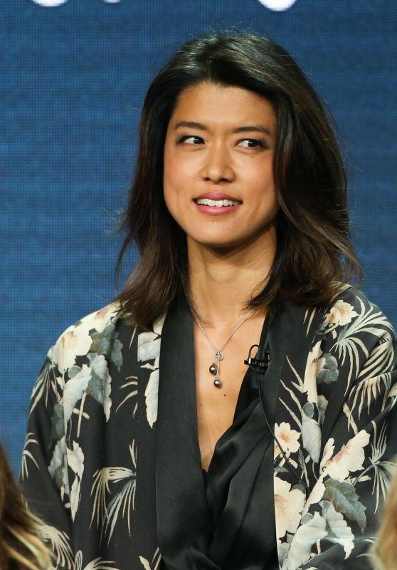 "Grace Park – ""A Million Little Things"" TV Show Panel at 2018 TCA Summer Press Tour in LA"