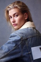 Hailey Baldwin – Tommy Hilfiger's TOMMY ICONS Campaign, August 2018