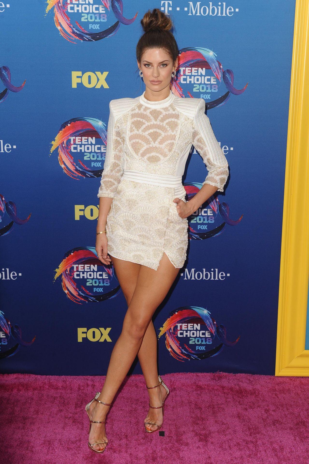 Hannah Stocking  Teen Choice Awards 2018-2115