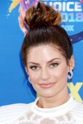 Hannah Stocking – Teen Choice Awards 2018