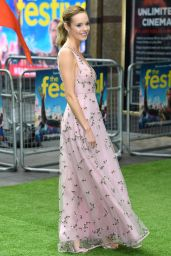 "Hannah Tointon – ""The Festival"" Premiere in London"