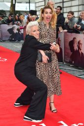 Hayley Atwell and Emma Thompson - The Children Act Premiere in London