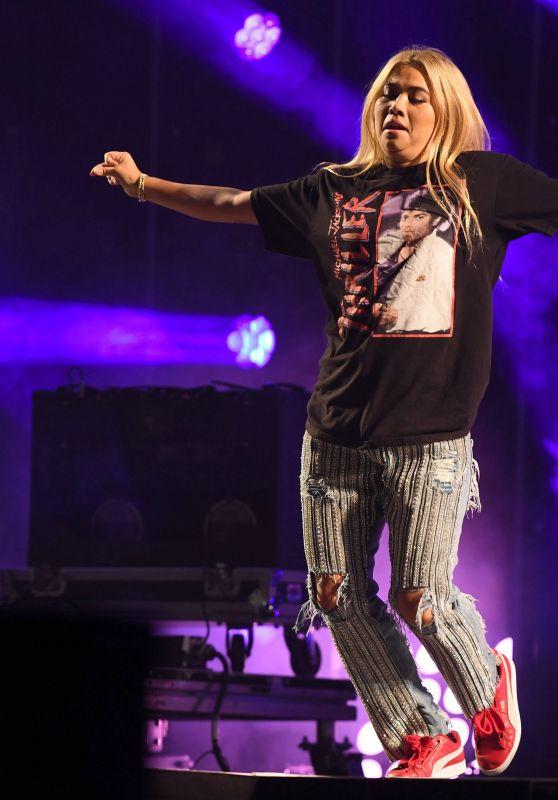Hayley Kiyoko - Concert at The BB&T Center in Florida 07/31/2018