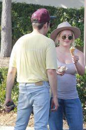 Hilary Duff - Out in Malibu 08/15/2018