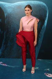 "Holland Roden – ""The Meg"" Premiere in LA"