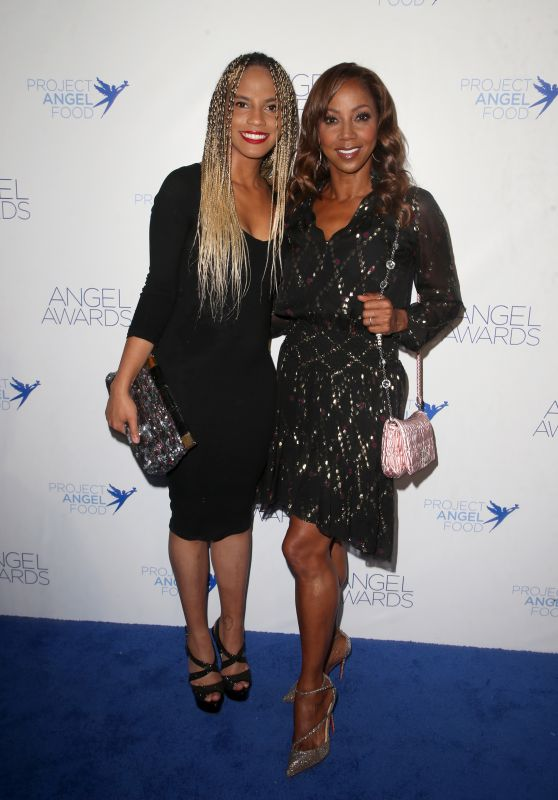 Holly Robinson Peete – 2018 Angel Awards in Los Angeles