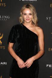 Hunter King - Television Academy Daytime Peer Group Emmy Celebration in LA 08/22/2018