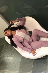 Jade Chynoweth - Social Media, August 2018