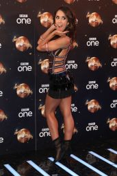 Janette Manrara – Strictly Come Dancing Launch in London 08/27/2018
