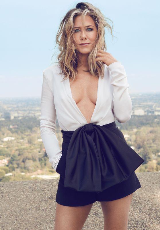 Jennifer Aniston - InStyle September 2018