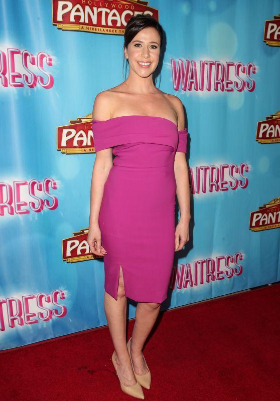 """Jennifer Bartels – """"Waitress"""" Premiere in LA"""