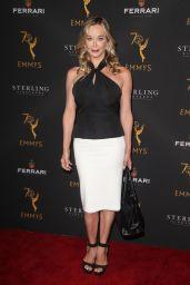 Jennifer Gareis – Television Academy Daytime Peer Group Emmy Celebration in LA 08/22/2018