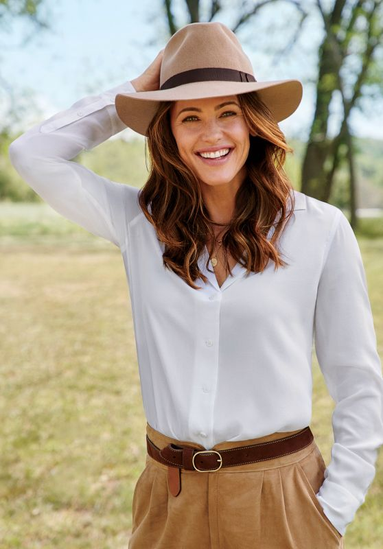 Jennifer Garner - Southern Living Magazine September 2018