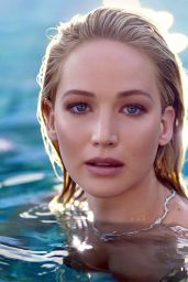 "Jennifer Lawrence – Dior's New Fragrance ""Joy"" Photoshoot"