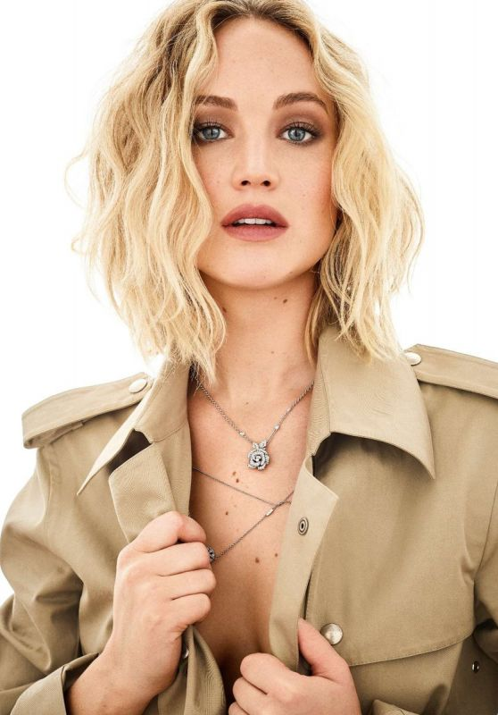 Jennifer Lawrence - ELLE France 08/31/2018 Photos