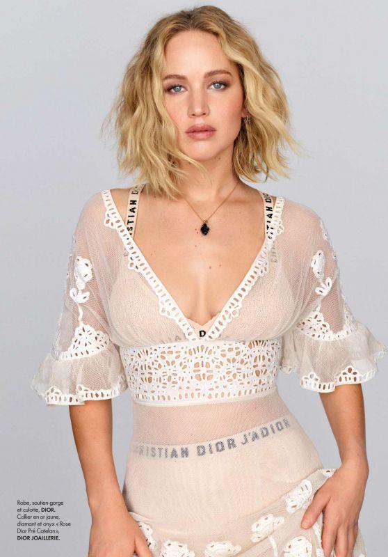 Jennifer Lawrence - ELLE Magazine France 08/31/2018