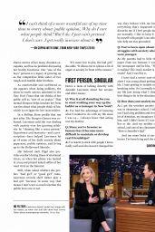 Jennifer Lawrence - Esperanza Magazine Summer 2018