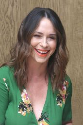 Jennifer Love Hewitt - 9-1-1 Press Conference in Beverly Hills