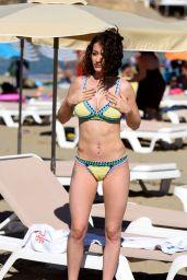 Jess Impiazzi in Bikini in Ibiza 08/27/2018