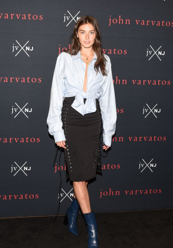 Jessica Clements - John Varvatos and Nick Jonas Fragrance Launch JVxNJ and Birthday Bash in NYC
